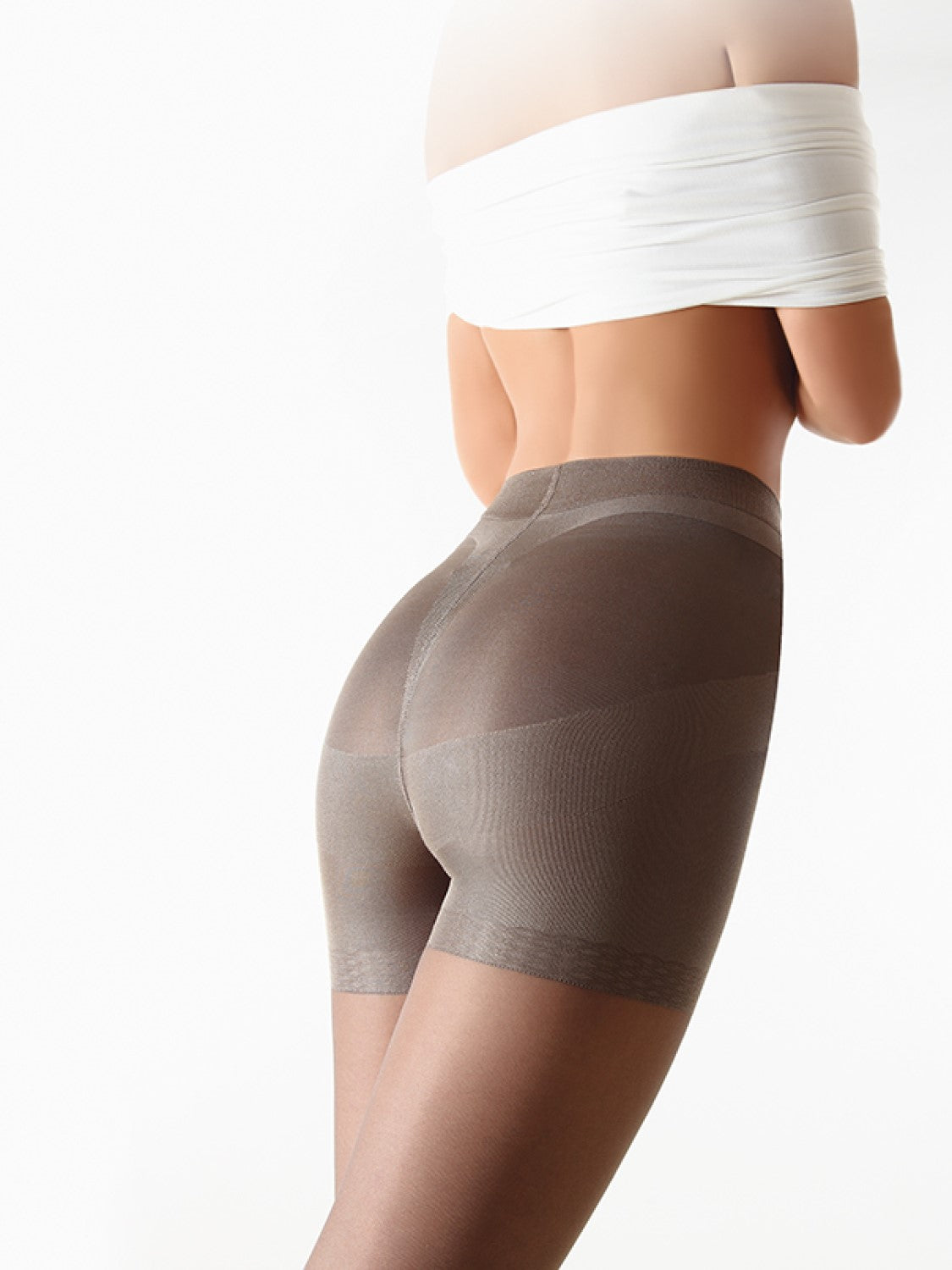 the sleek body shaping tights