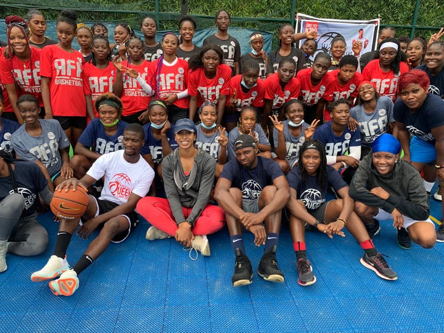 Reiterating Support for Female Athletes in Nigeria