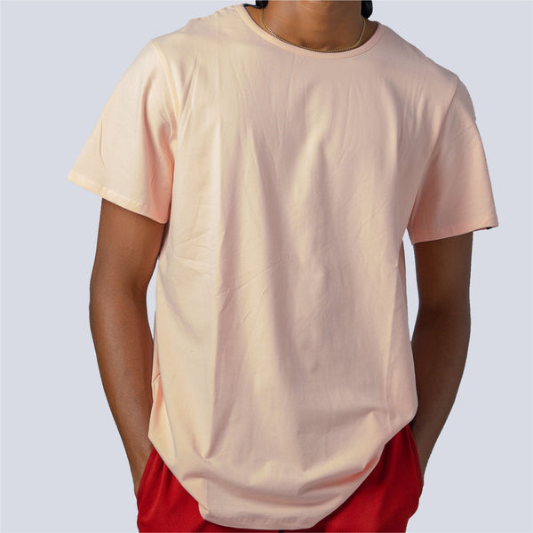 LIFE STYLE TEE(PINK)