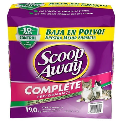 Arena para gato Scoop Away aprox. 19 a 20 kg