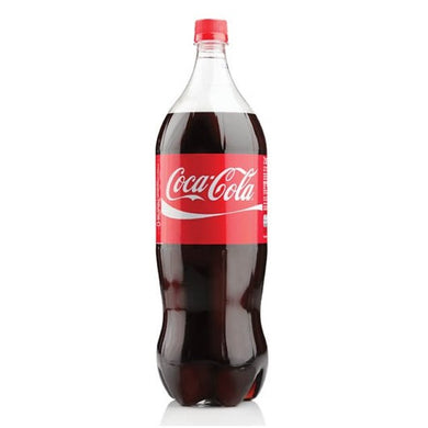 Refresco Coca cola 2 lt