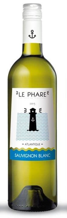 Vino blanco Le Phare, Francia 750 ml