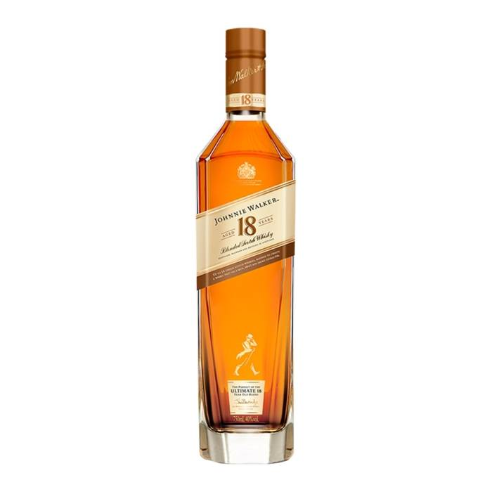 Whisky Johnnie Walker 18 años 750 ml