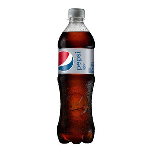 Refresco Pepsi light botella de 600 ml