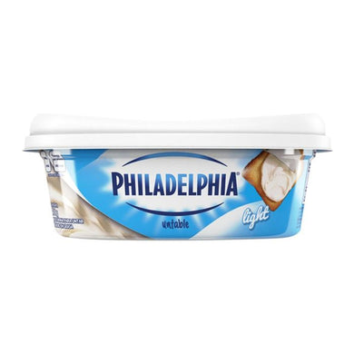 Queso crema Philadelphia light untable 150 g