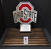 Ohio State Buckeyes Coin Holder