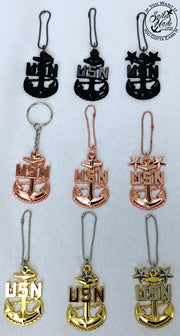 US Navy Key Chains