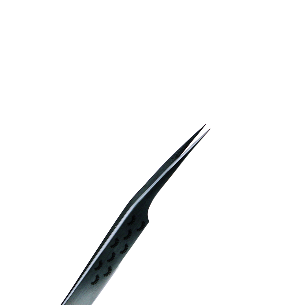 P4 - Straight Tweezer - EYELASH DESIGN