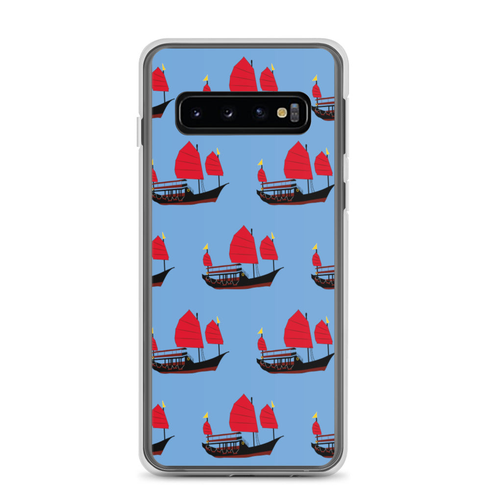 Red Sail Samsung Case