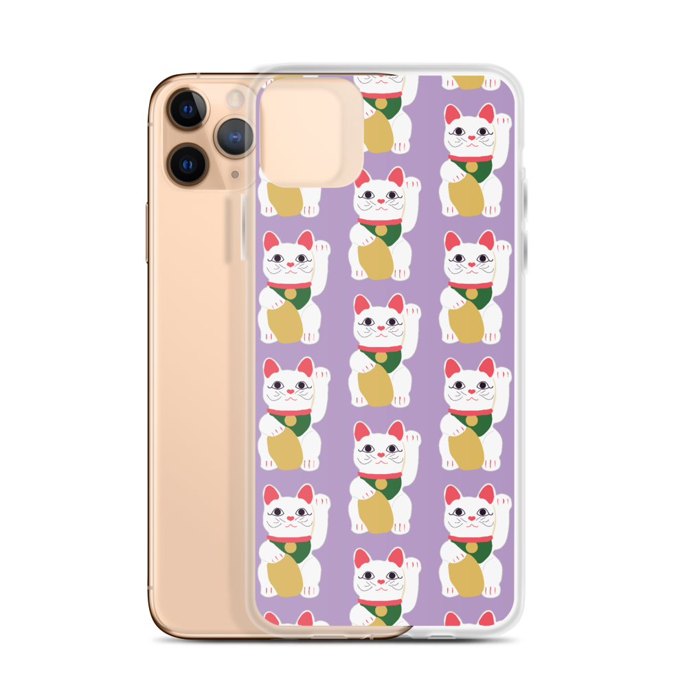 Lucky Cat iPhone Case