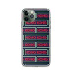Neon HK iPhone Case