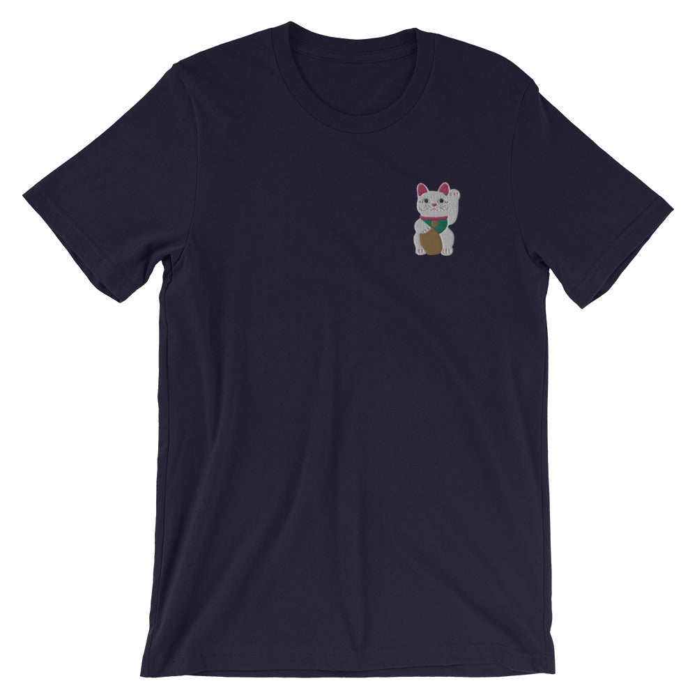 Lucky Cat Tee | Straight