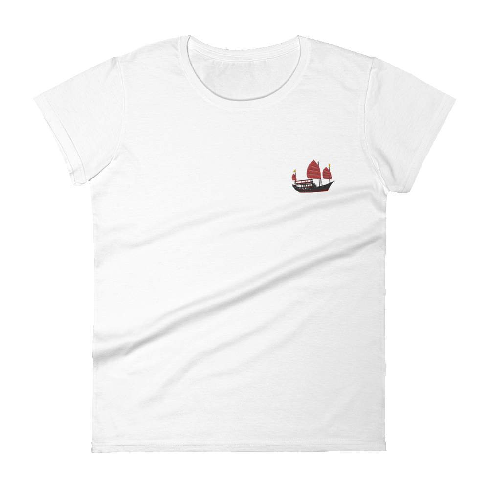 Red Sail Tee | Tapered