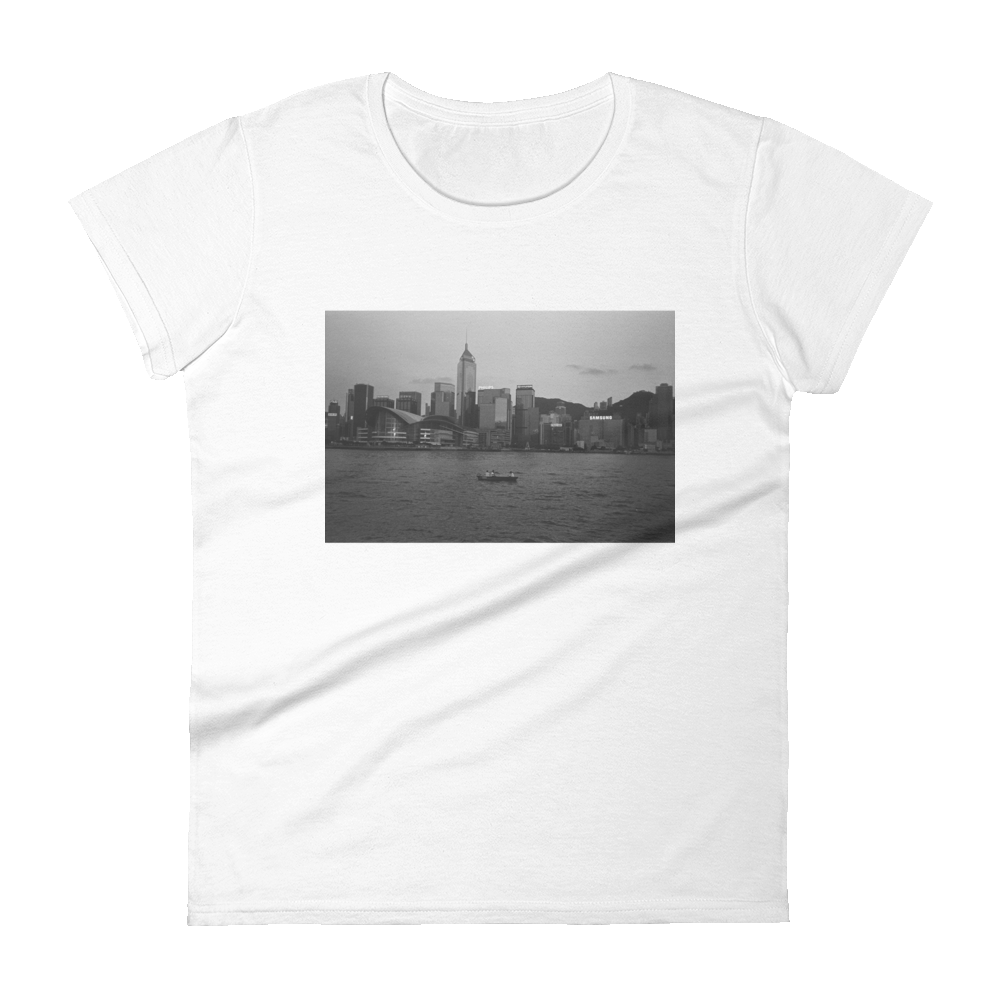 Sampan Skyline Tee | Tapered