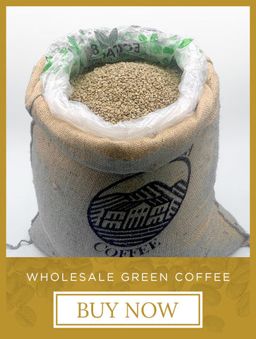 Buy Wholesale Green Coffee