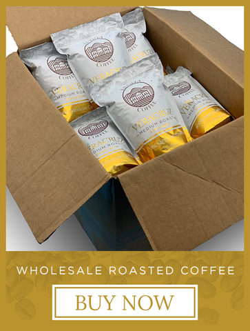 Buy Wholesale Roasted Coffee