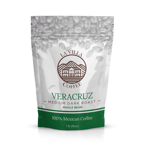 Veracruz Medium Dark Roast - 1 lb Bag