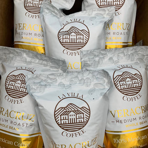 Wholesale Veracruz Medium Roast Coffee 35 lb