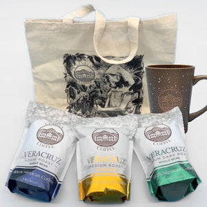 "The ""TRIO"", Cup & Tote Bundle"
