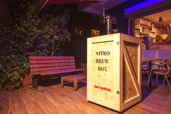 NITRO BREW BOX / BAR