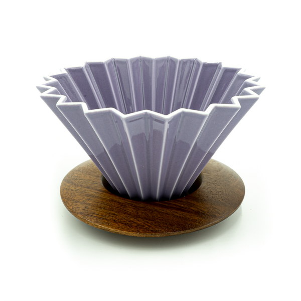 Purple Origami Dripper - CoffeeNutz®