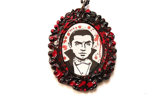Bela Lugosi Dracula Necklace