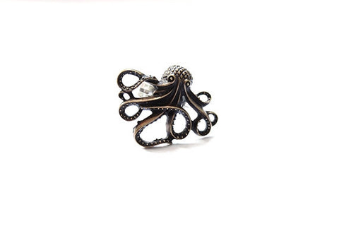 Octopus Ring - More Colors Available