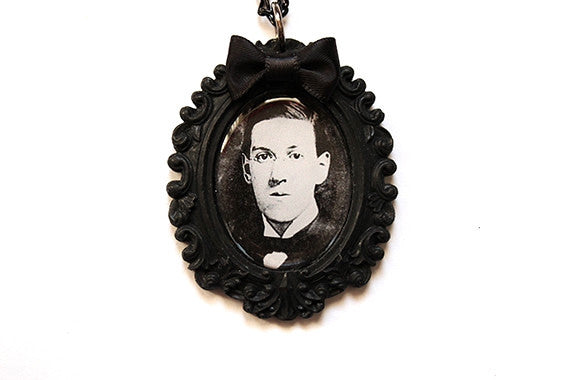 H.P. Lovecraft Necklace