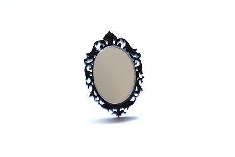 Mirror Fairytale Mini Ring