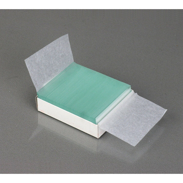 Carton 3600pc Pre-Cleaned Blank Microscope Slides+5000 Square CoverSlips