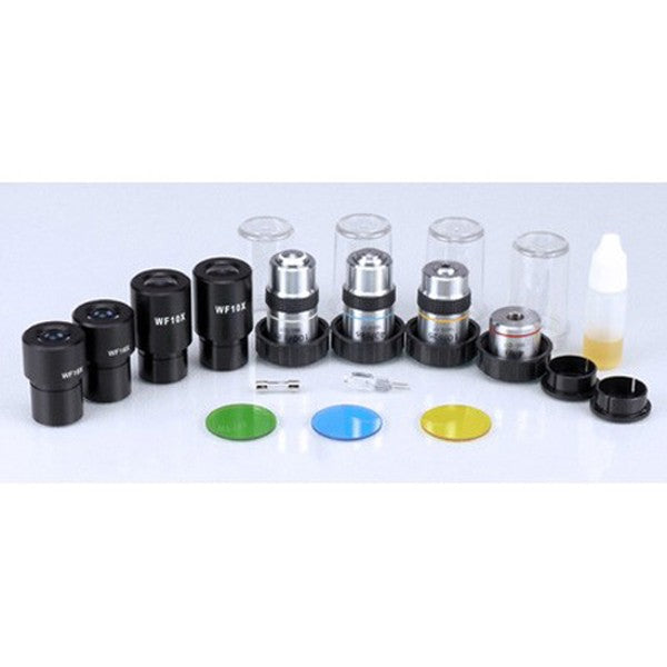 40X-2000X Binocular Compound Microscope