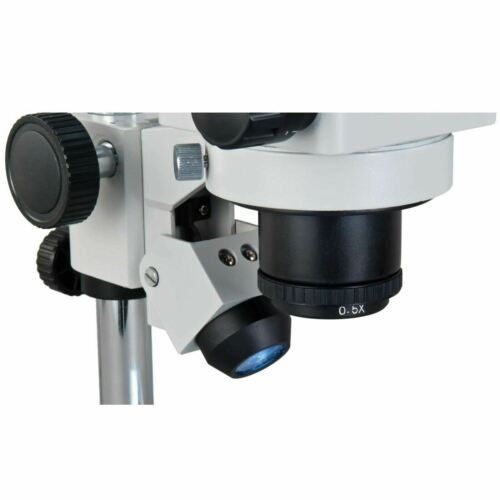 OMAX 3.5X-90X Trinocular Zoom Stereo Microscope 18MP Camera + USB3+ 56-LED Ring