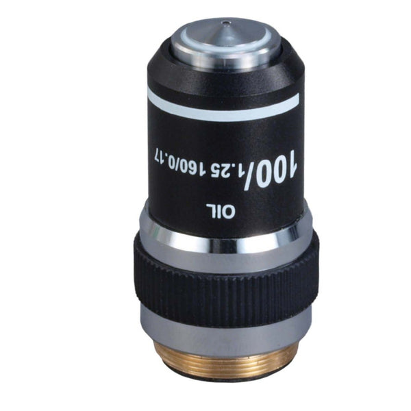Achromatic-Compound-Microscope-Objective-Lens