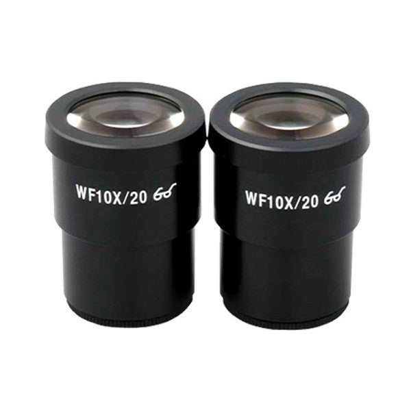 Pair of Super Widefield 10X Microscope Eyepieces (30mm)