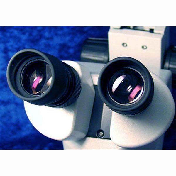 7X-45X Stereo Zoom Microscope with Single Arm Boom Stand