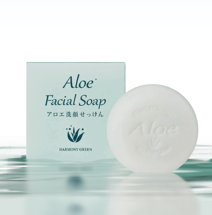 Aloe Facial Soap 6 Pack