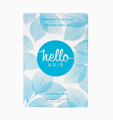 Hello Hair Botanic Treatments on Tour | NEW! JUST IN!