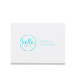 Hello Hair Pure Silk Pillowcase - Espresso