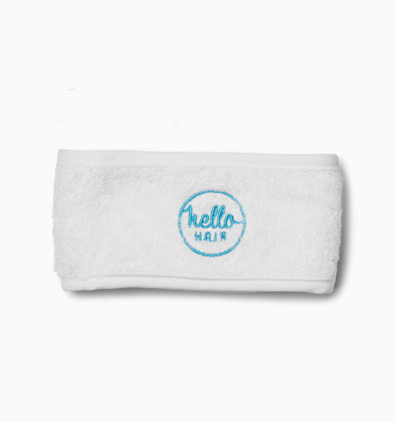 *NQR* Hello Hair Towel Headband