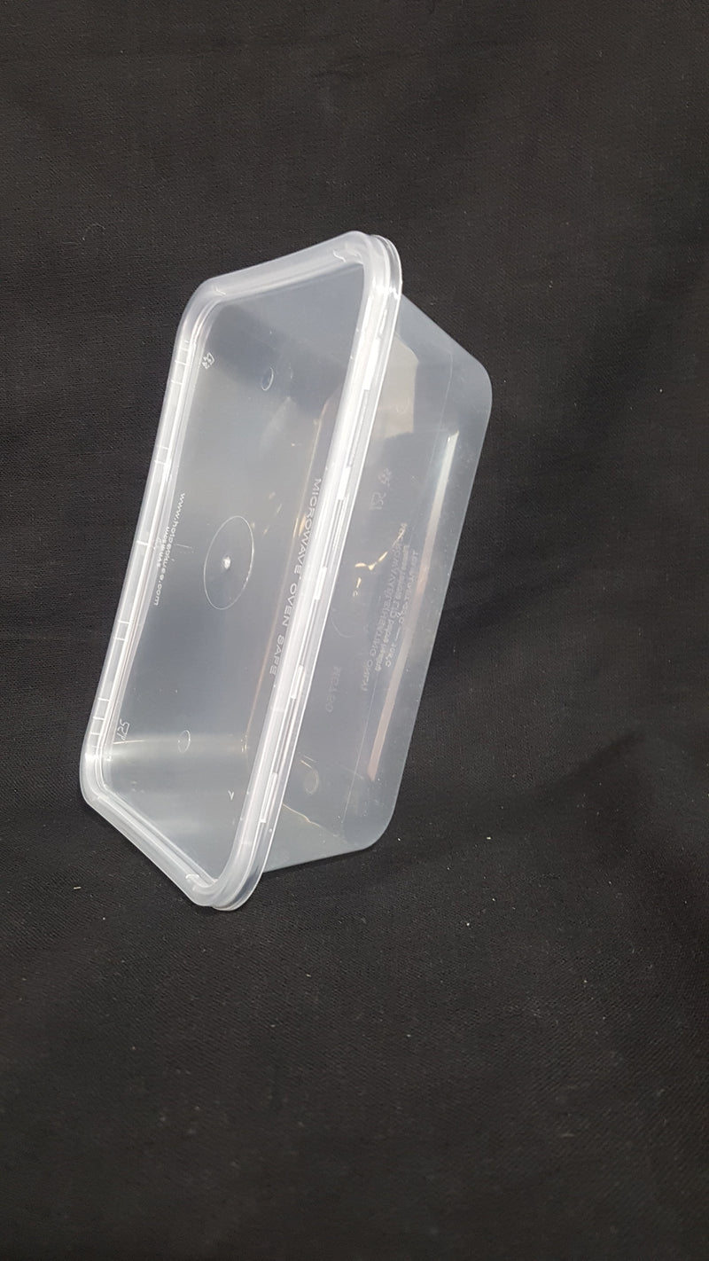 Microwave pp container 750ml