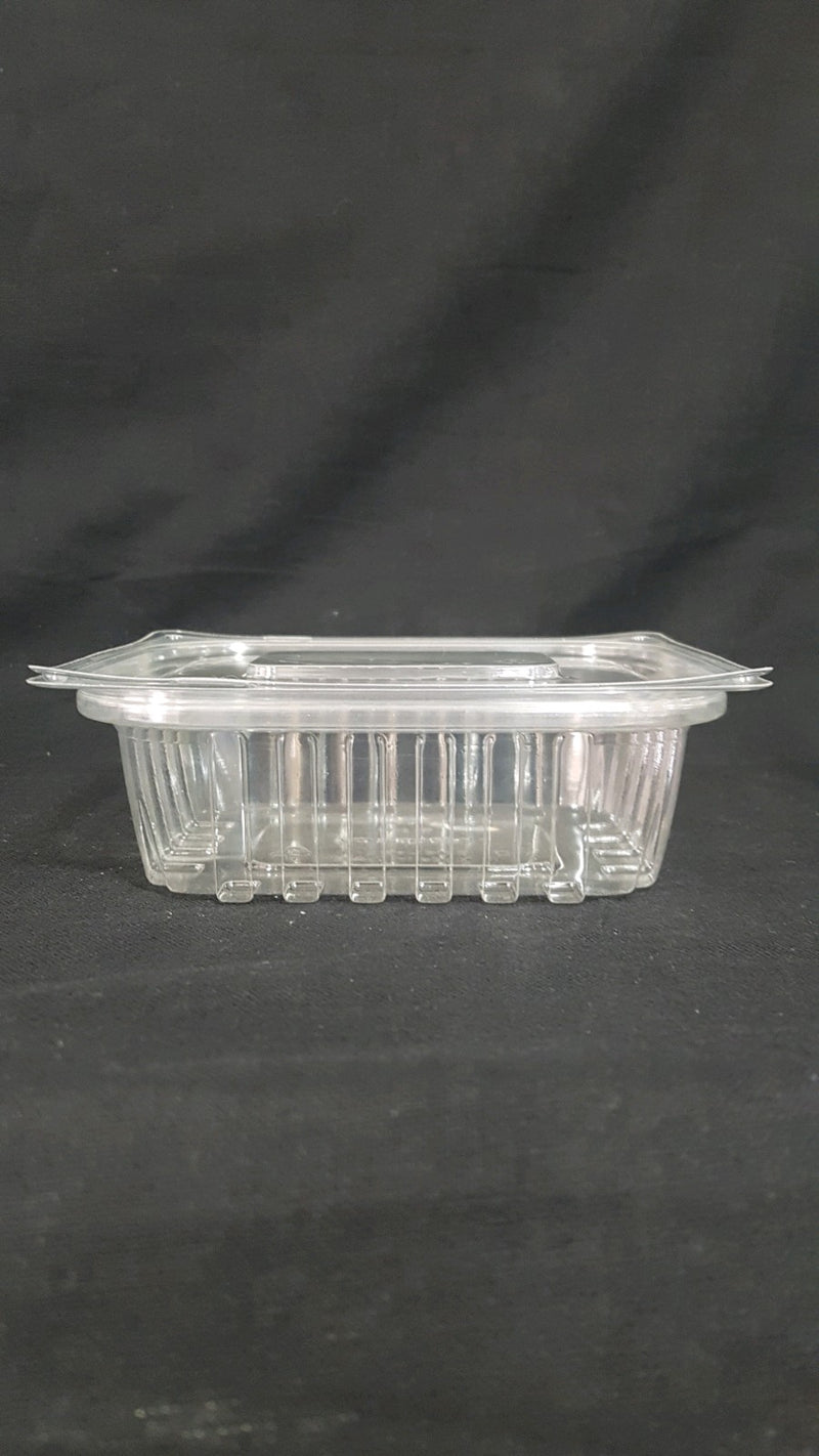 Clear container 12oz