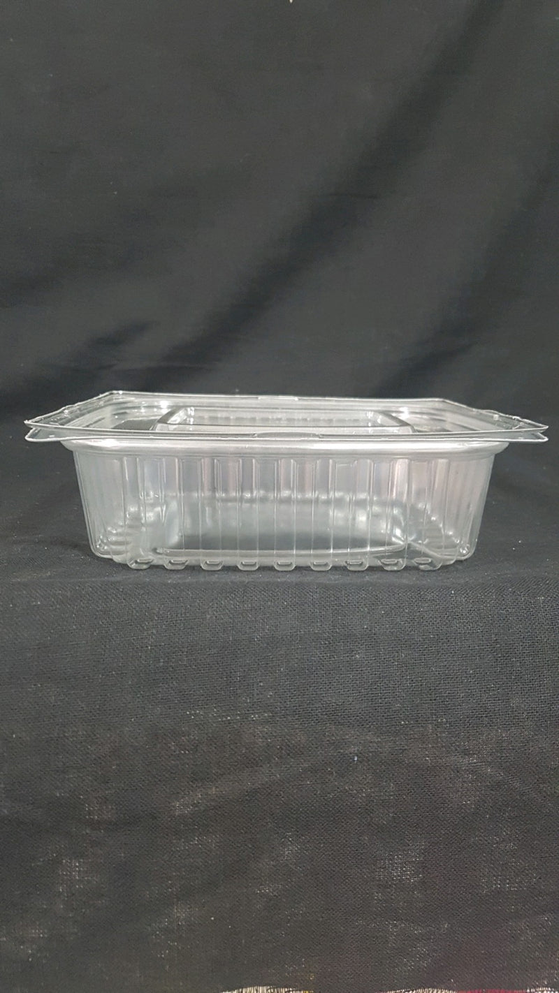 Clear container 24oz