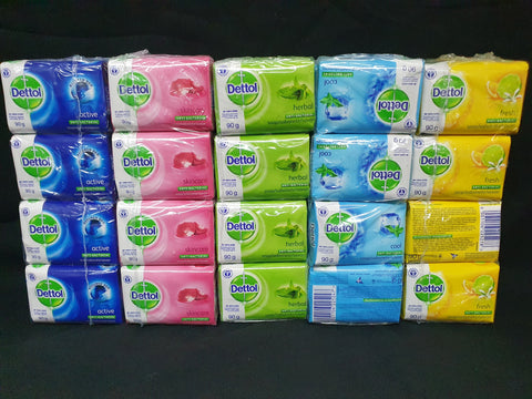 Dettol Bar Soap 90g.