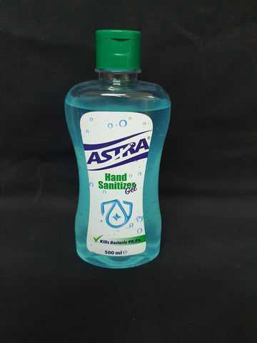 ASTRA Hand Sanitizer Gel 500ml