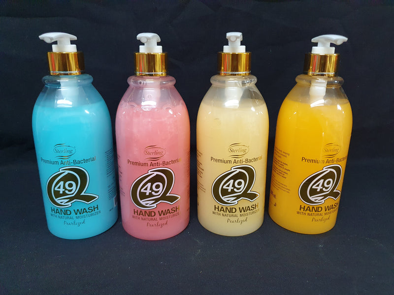 Sterling Premium Hand Wash. 500ml. (Price per pc)