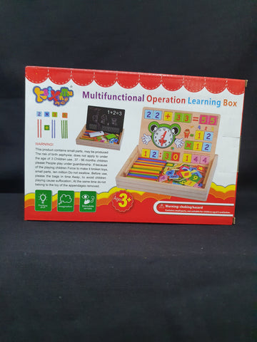 Multifunctional Operation Learning Box