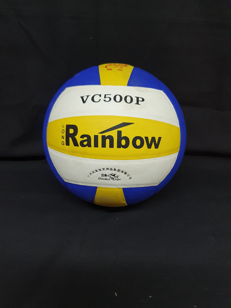 Rainbow Volleyball Ball