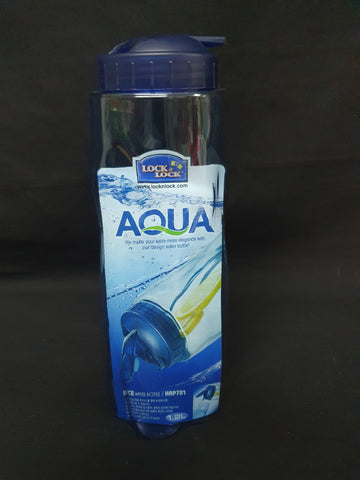 Lock & Lock Aqua Water Bottle 1.2L HAP 781