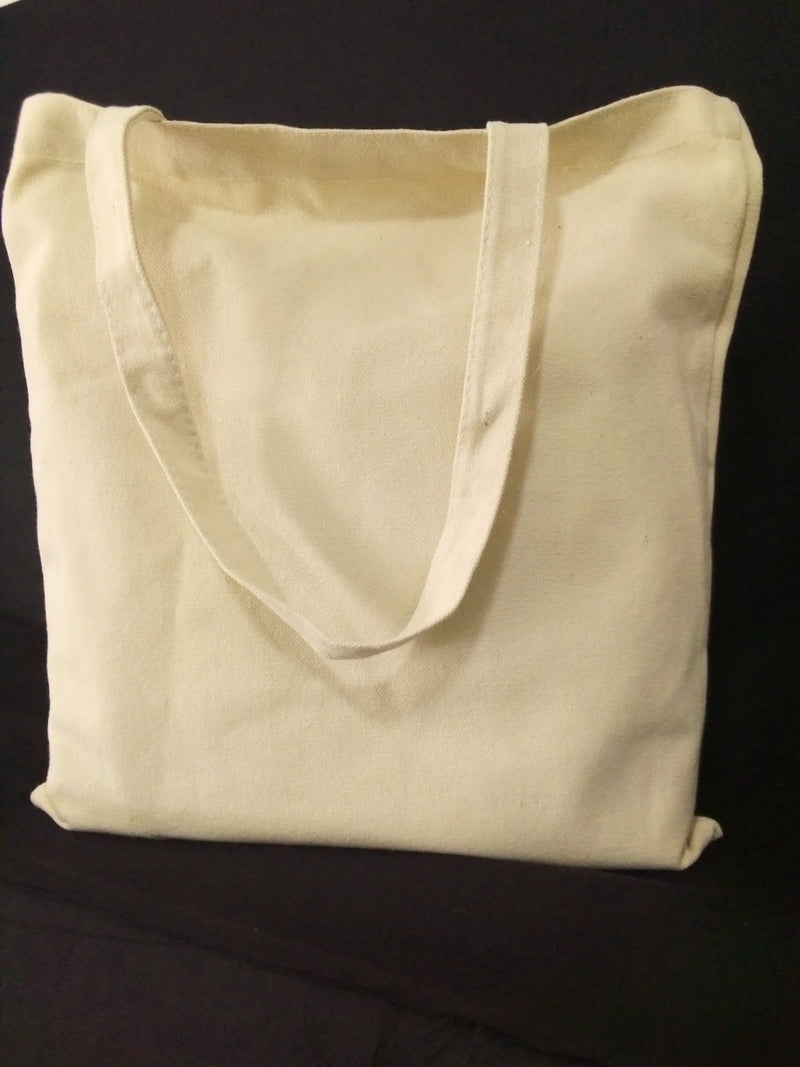 Canvas Bag, 12 oz, Vertical Shape (30 * 37 cm)