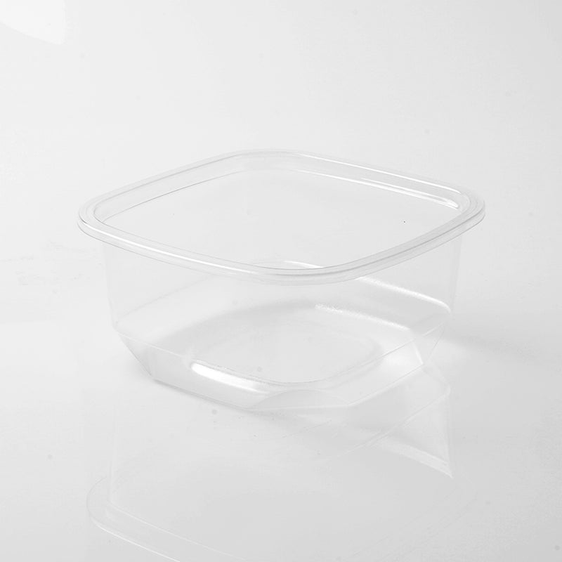 Deli Container Square 12oz - PET with LID